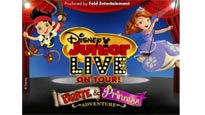Disney Junior Live On Tour! Pirate & Princess Adventure presale password for musical tickets in Charlottesville, VA (John Paul Jones Arena)