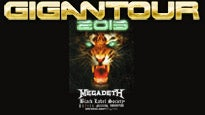 Gigantour 2013 discount password for event in Bloomington, IL (US Cellular Coliseum)