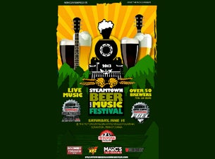 Steamtown Beer & Music Festival Tickets
