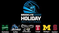 presale password for Brooklyn Hoops Holiday Invitational tickets in Brooklyn - NY (Barclays Center)