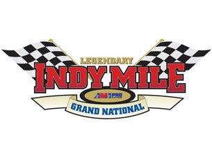 Indy Mile AMA Pro Flat Track Tickets