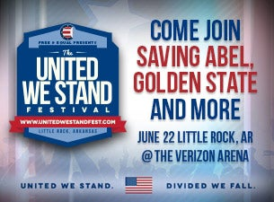 United We Stand Festival Tickets