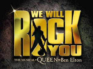 We Will Rock You (Chicago)Tickets