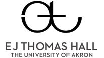 E.J. Thomas Hall - The University of Akron Tickets