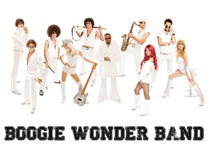 Boogie Wonder Band Tour Dates
