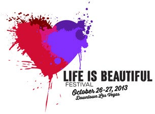 Life Is Beautiful Festival Tickets