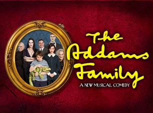 The Addams Family (Touring) Tickets