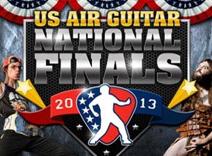 Us Air Guitar Championships Tickets