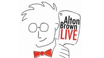 Alton Brown at Hershey Theatre