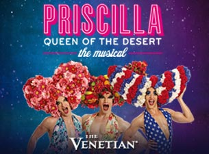 Priscilla - Queen of the Desert Tickets
