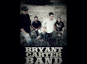 Bryant Carter Band Tickets