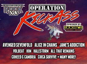 Operation Kick A** Fest Tickets