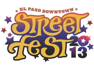 El Paso Downtown Street FestivalTickets