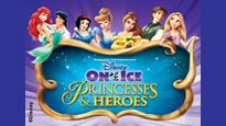 Disney On Ice: Princesses & Heroes presale code for hot show tickets in Biloxi, MS (Mississippi Coast Coliseum)