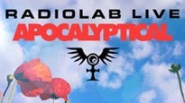 Radiolab Live presale passcode for early tickets in Detroit