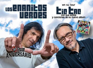 Enanitos Verdes Tickets