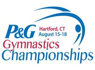 P&G Gymnastics ChampionshipsTickets
