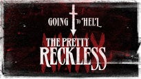Live Nation Presents The Pretty Reckless – Going to Hell Tour presale passcode for early tickets in Ft Lauderdale