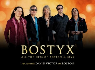 Bostyx Tickets
