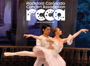 Rockford Coronado Concert Association Tickets