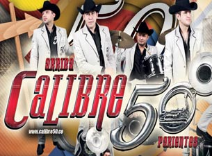 Calibre 50 Tickets