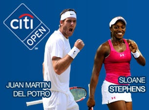 Citi Open Tickets