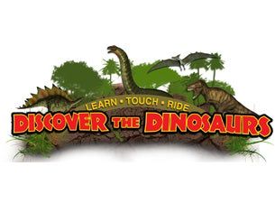Discover the Dinosaurs Tickets