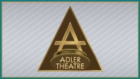 Logo for Adler Theatre