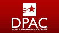 Logo for DPAC - Durham Performing Arts Center