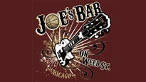 Joe's on Weed Street Tickets