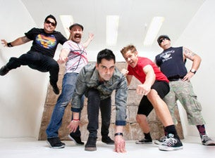 Zebrahead Tickets