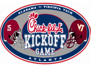 Chick-Fil-A Kickoff Game Tickets