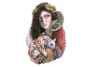 Lorde: Melodrama World Tour