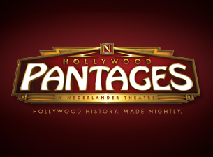 Logo for Pantages Theatre