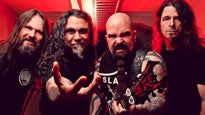 Slayer presale code for early tickets in San Jose