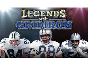 Legends of the Gridiron Tickets