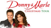 Donny and Marie Christmas pre-sale code for early tickets in St Louis