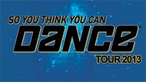 So You Think You Can Dance - Live Tour