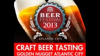 Craft Beer Tasting (VIP & Regular) presale code for performance tickets in Atlantic City, NJ (Golden Nugget)