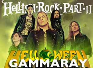 Helloween and Gamma Ray