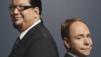 Penn & Teller pre-sale password for early tickets in Atlantic City