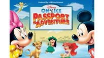 Disney On Ice : Passport To Adventure Tickets