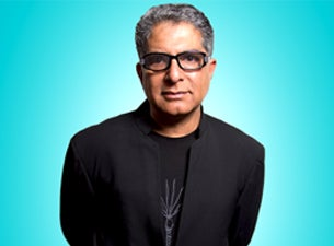 Deepak Chopra, MD Tickets