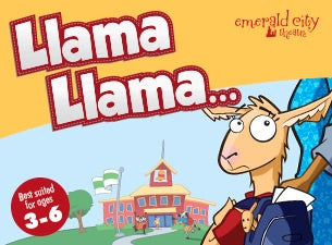 Emerald City Theatre: Llama, Llama... Tickets