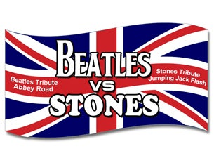 Beatles Vs. Stones Tickets