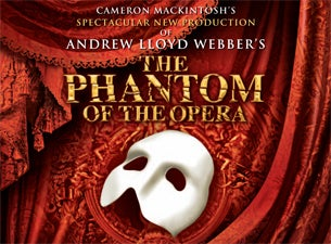 The Phantom of the Opera (Chicago) Tickets