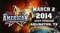 The American Rodeo pre-sale code for early tickets in Arlington