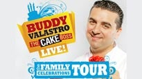 presale code for Buddy Valastro: the Cake Boss tickets in Davenport - IA (Adler Theatre)