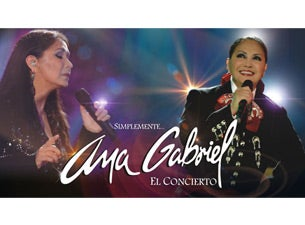 Ana Gabriel Tickets
