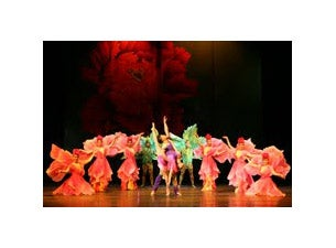 China National Acrobatic Troupe Tickets